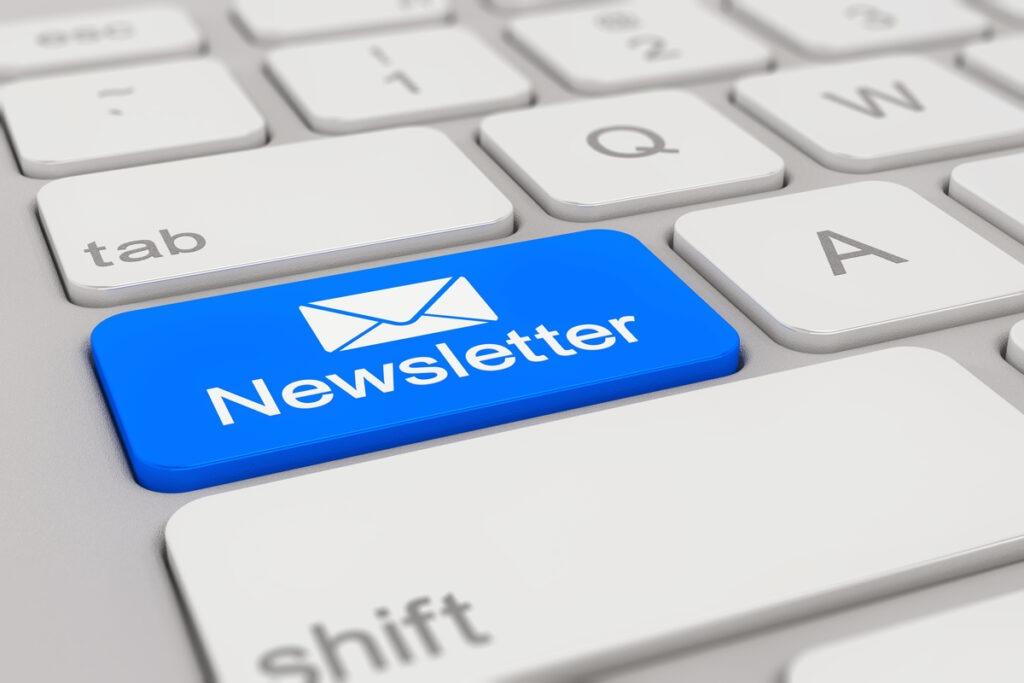 Fidélisez vos clients grâce à une newsletter engageante.